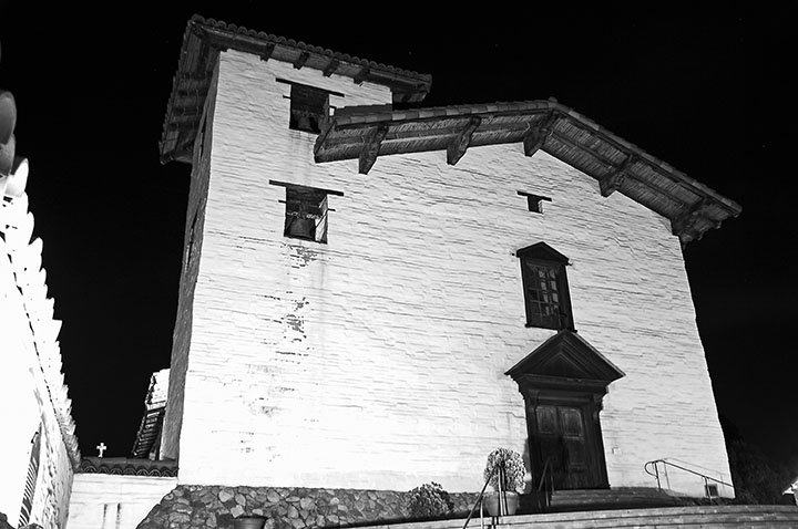 Mission San Jose. Courtesy of Paul Richmond.