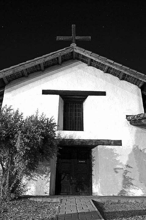Mission San Francisco Solano. Courtesy of Paul Richmond.