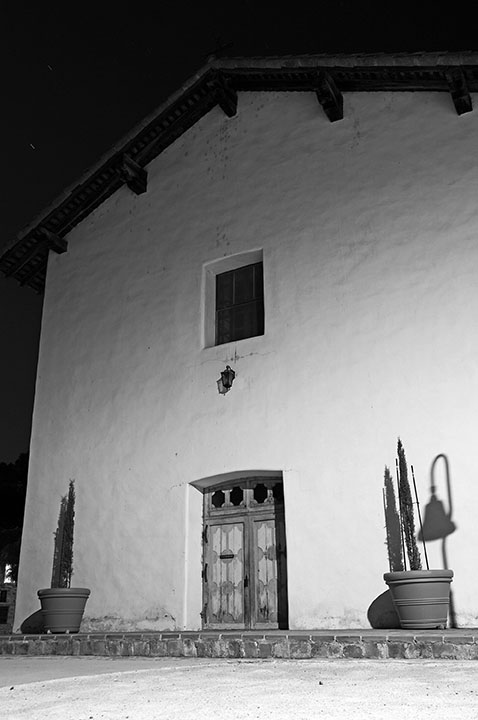Mission San Miguel. Courtesy of Paul Richmond.