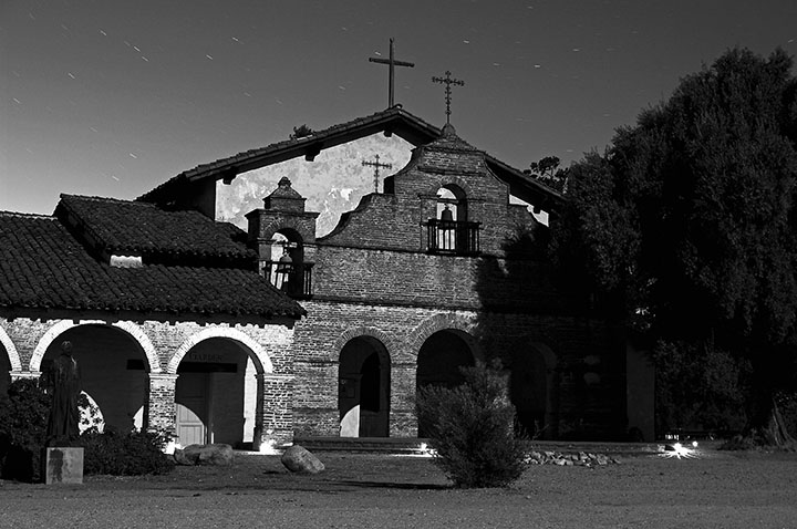 Mission San Antonio de Padua. Courtesy of Paul Richmond.