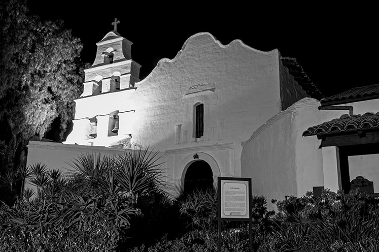 Mission San Diego. Courtesy of Paul Richmond.