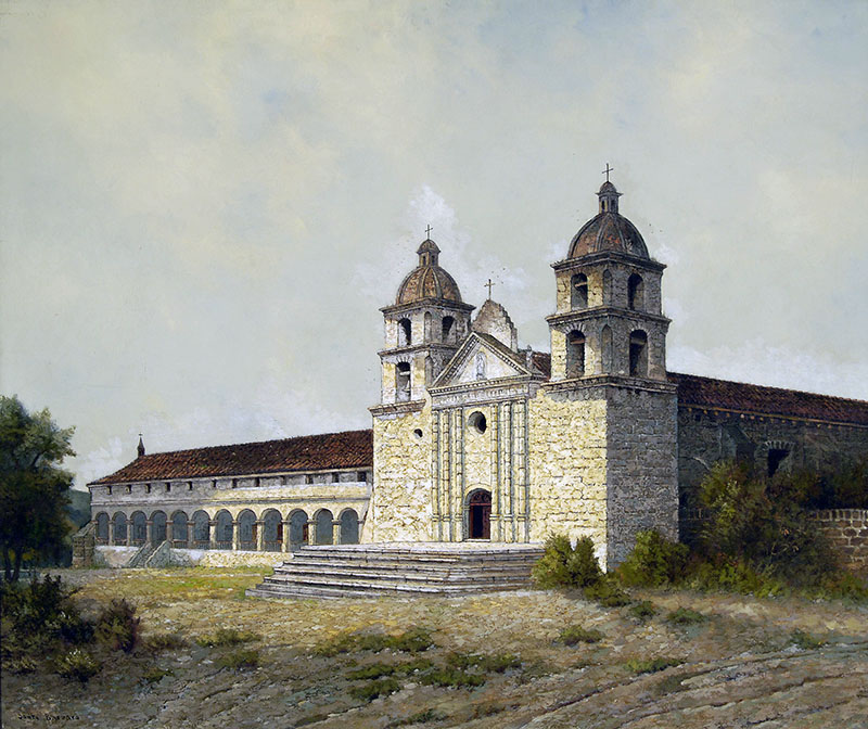 Mission Santa Barbara - California Missions Foundation