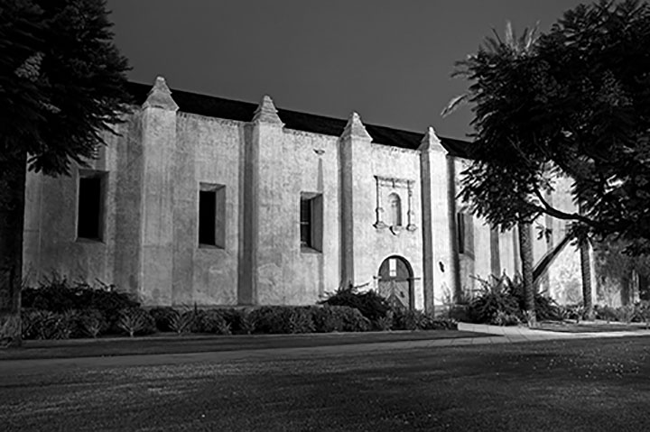 Mission San Gabriel. Courtesy of Paul Richmond.