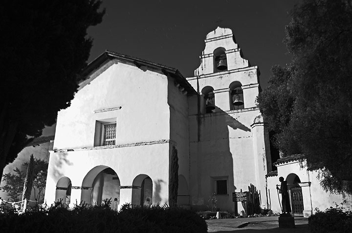 Mission San Juan Bautista. Courtesy of Paul Richmond.