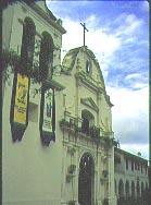Monterey Presidio Chapel