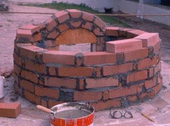 horno construction