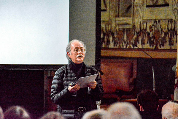 Saturday presenter and music historian Craig Russell