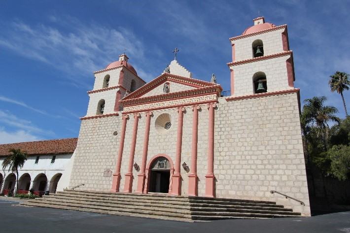 20th_Anniv_Mission_Santa _Barbara