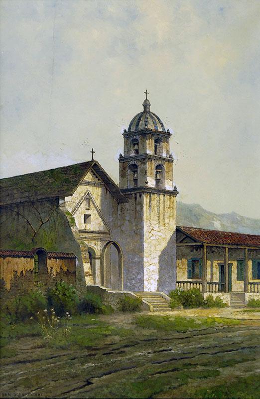 San Buenaventura California Missions Foundation